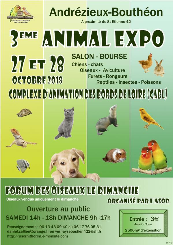 Affiche animal expov1 1