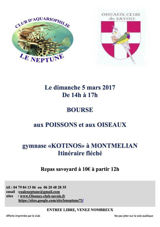 Neptune affiche 2017