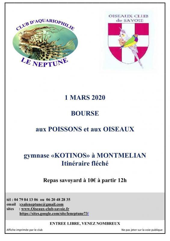 Neptune affiche 2020